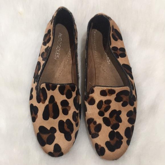 a3f103e00d36 AEROSOLES Shoes | Animal Print Betunia | Poshmark